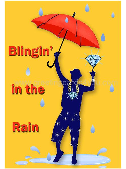 5720210017 - I'm Blingin' in the Rain