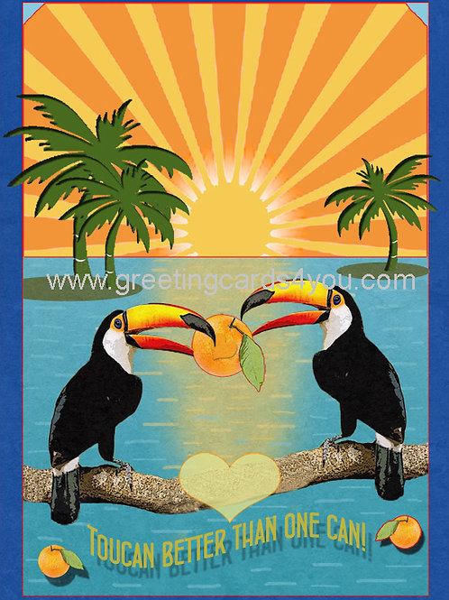 5720170012 - Toucan better than one can