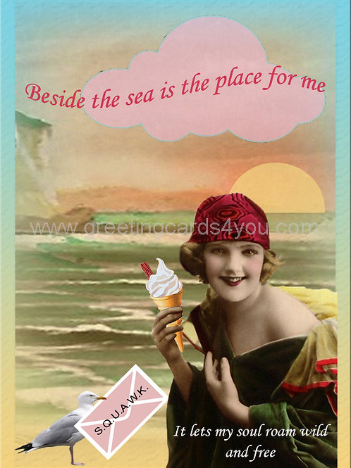 5720140344 - Beside the sea is the place for me