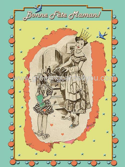 5720130171FR - Bonne Fête maman (mother's day)