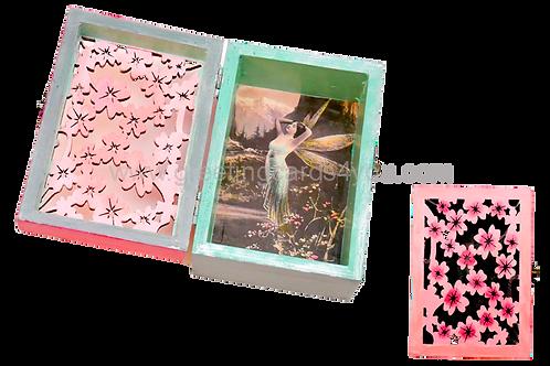 Wooden Momento Box - 180102