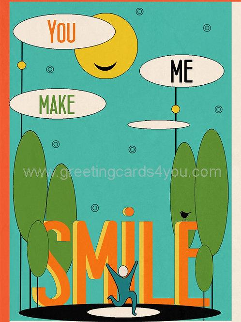 5720200030 - YOU MAKE ME SMILE