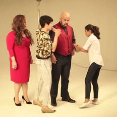 BTS with Harith Iskandar, Joanne Kam, Jo Kukathas, and Papi Zak | HER WORLD MALAYSIA