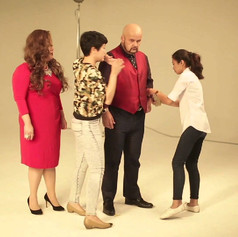 BTS with Harith Iskandar, Joanne Kam, Jo Kukathas, and Papi Zak | HER WORLD MALAYSIA