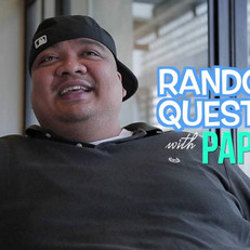 Random Questions with ... Papi Zak | ROJAK DAILY