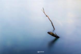 Plitvice-Lakes-Minimalism-in-Blue-e15644
