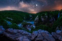 Lake Fairy - Plitvice (surounding)