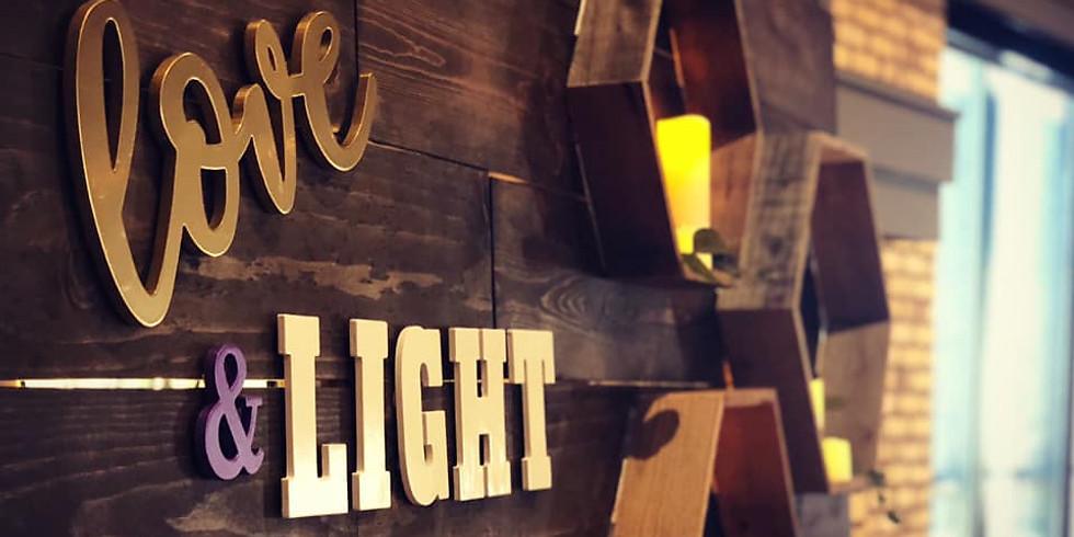 Love and Light Virtual Presentation