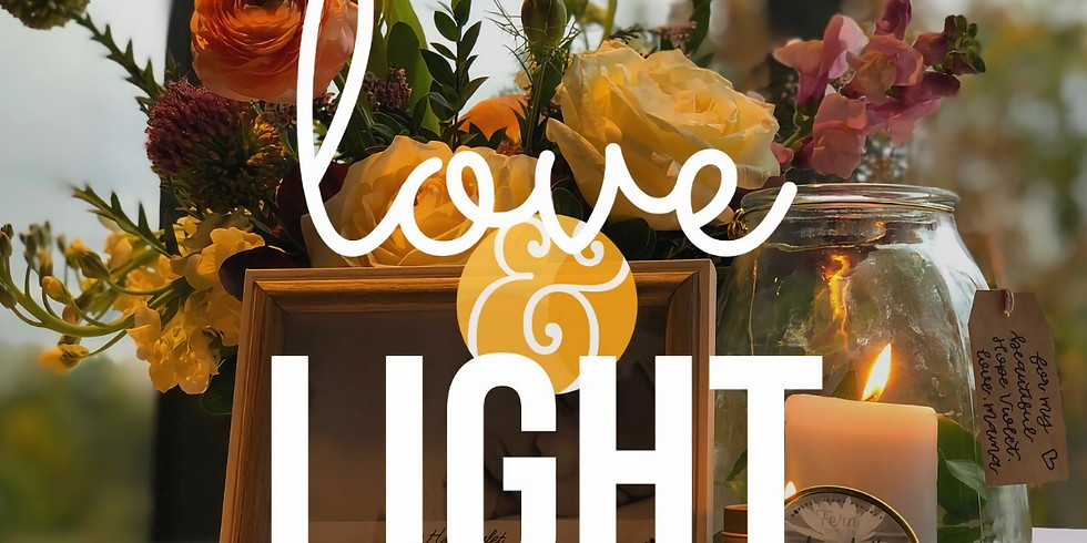 Love and Light Open House Social