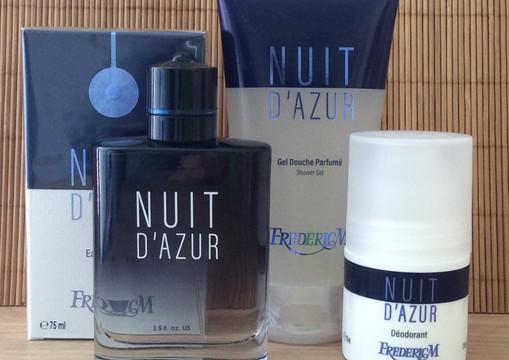 Nouveau parfum masculin