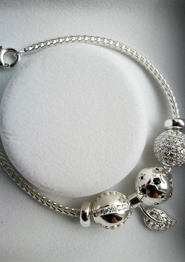 Bracelet Elea Silver