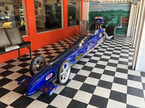 2001 Super Comp Dragster