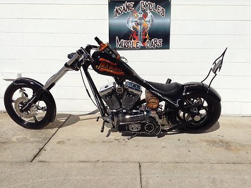 2005 Savage Custom Black