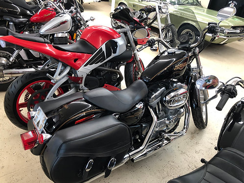 2008 Harley Davidson XL883