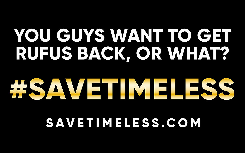 #SaveTimeless Sign.jpg
