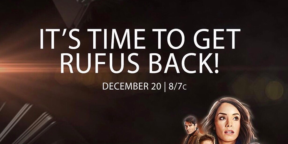 Timeless Two Episode Special