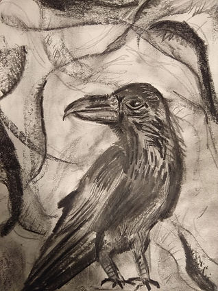 Raven of Trevisker from The Spectres of Spitfire Row by Chris Soul.jpg