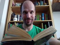 Chris Soul UK Children' Book Reviews