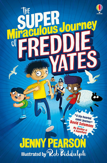 The Super Miraculous JOurney of Freddie