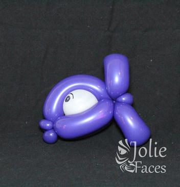 Fish balloon design
