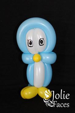 owl balloon design