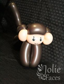 monkey balloon twisting