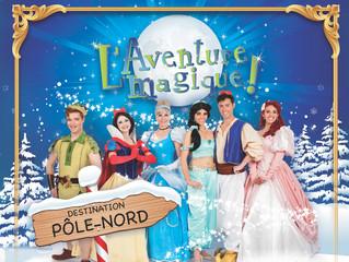 L'aventure magique réveille l'enfant qui est en moi!