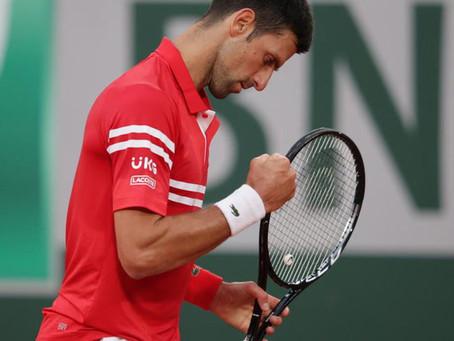 Novak Djokovic encontró la clave para tocar la gloria en París.