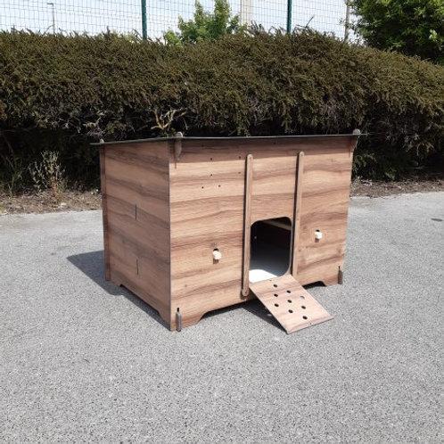 Poulailler HPL - Polly Colonial L (2 à 3 poules)