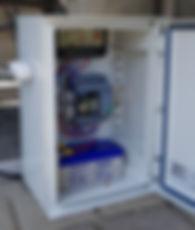 Poulailler automate