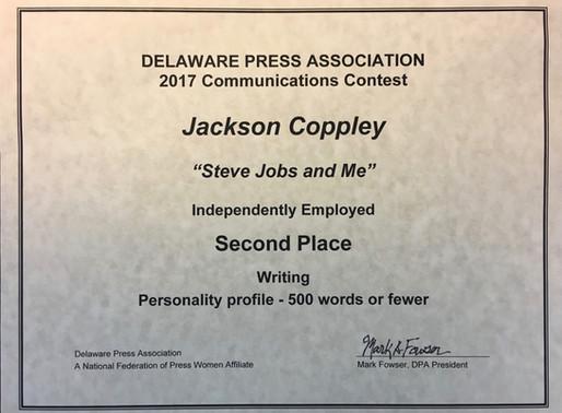 Award Winning Writing