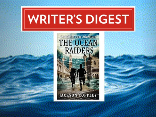 The Ocean Raiders - Writer's Digest Review