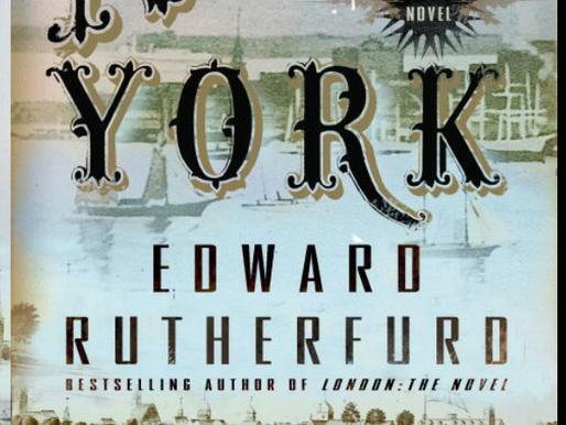 New York, the Novel