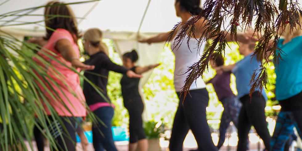 Yoga at Leaf