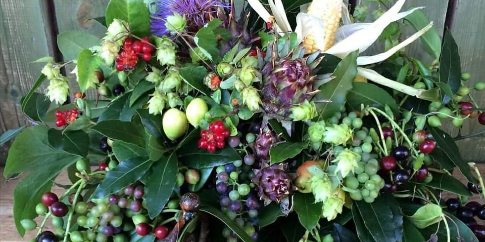 Berries and Blooms Floristry Workshop