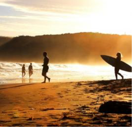 Surfing Re-Treat 2hrs 2 people