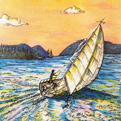 Sailing the Sound