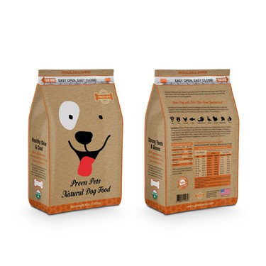 Preen Pets Whole Ingredient Dog Food - Small Breed