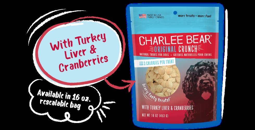 Charlee Bear *Original Crunch*
