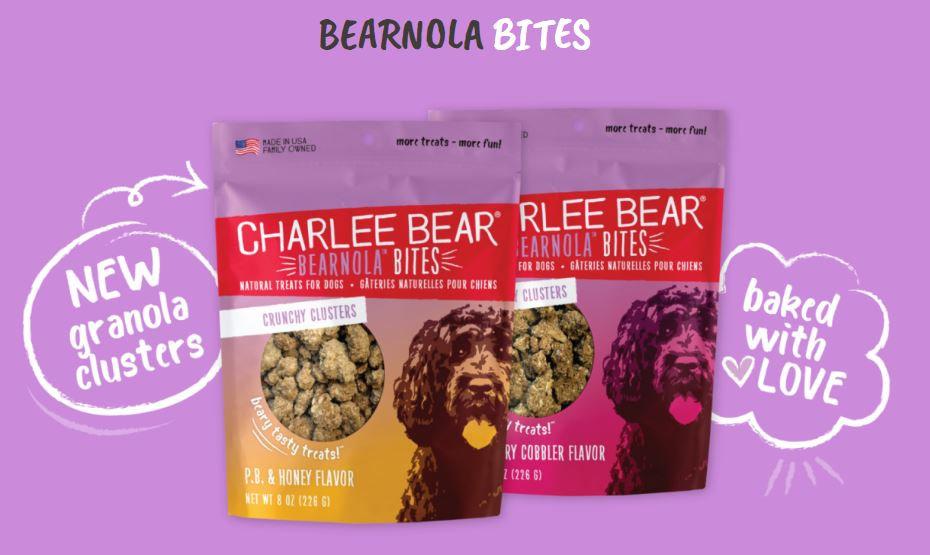 Charlee Bear *Bearnola Bites*