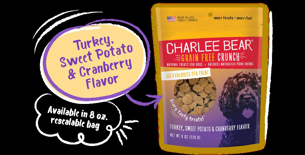 Charlee Bear *Grain Free Crunch*