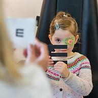 Kindersprechstunde Vista Alpina Augenklinik