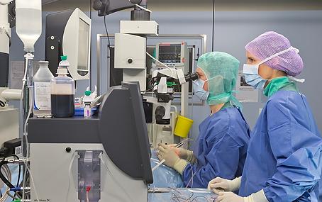 Opération de la cataracte, Chirurgie de l'oeil, Centre d'ophtalmologues Vista Alpina, Viège, Sierre, Valais