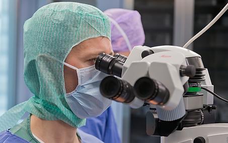 Chirurgie de l'oeil, Complications possibles intra-/postopératoires, Centre d'ophtalmologues Vista Alpina, Viège, Sierre, Valais