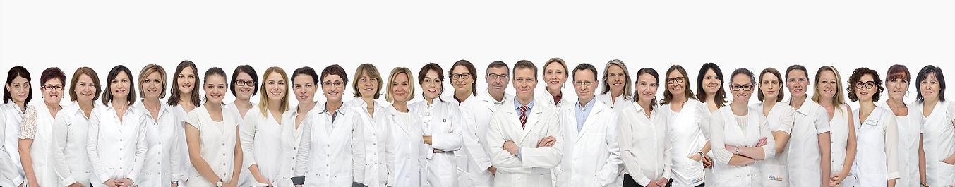 Team Vista Alpina Augenzentrum Visp und Sierre