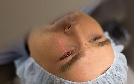 Traitements au laser, glaucome, Chirurgie de l'oeil, Centre d'ophtalmologues Vista Alpina, Viège, Sierre, Valais