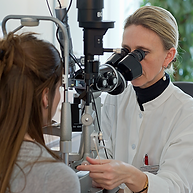 Routinekontrolle, Vista Alpina Augenklinik