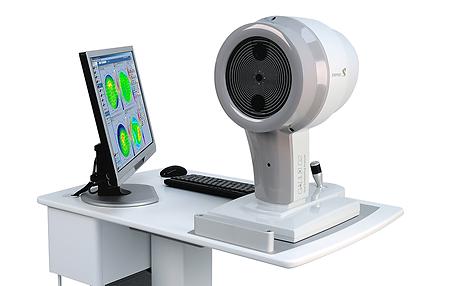 Examination préliminaire cataracte, Chirurgie de l'oeil, Centre d'ophtalmologues Vista Alpina, Viège, Sierre, Valais