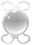 Standardlinse ohne Blaulichtfilter