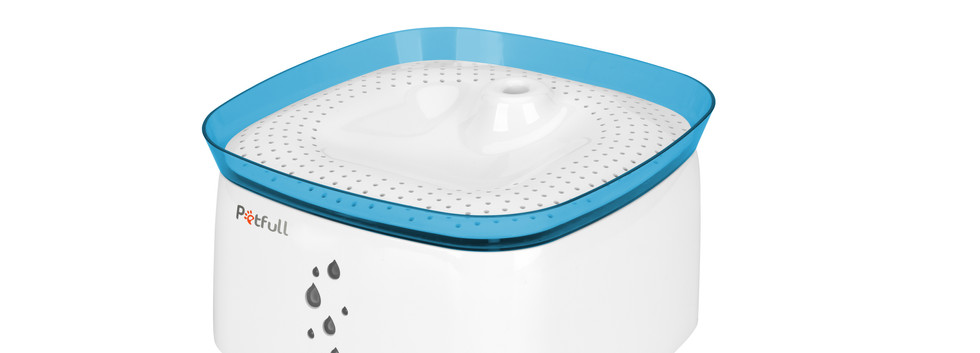 Filtered Water fountain